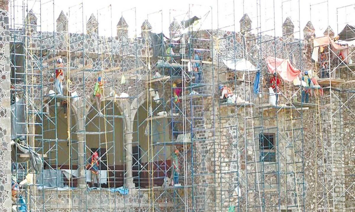 Unos 80 monumentos históricos en Morelos tienen detenida su rehabilitación