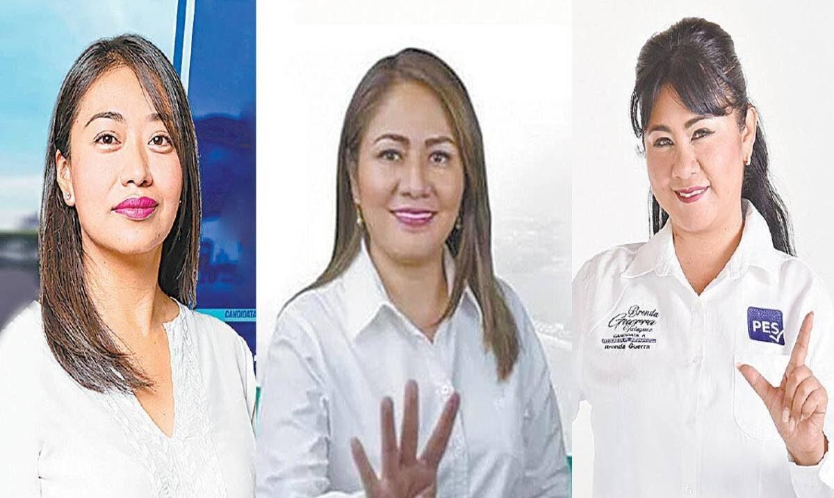 Son sólo siete las próximas presidentas municipales en Morelos