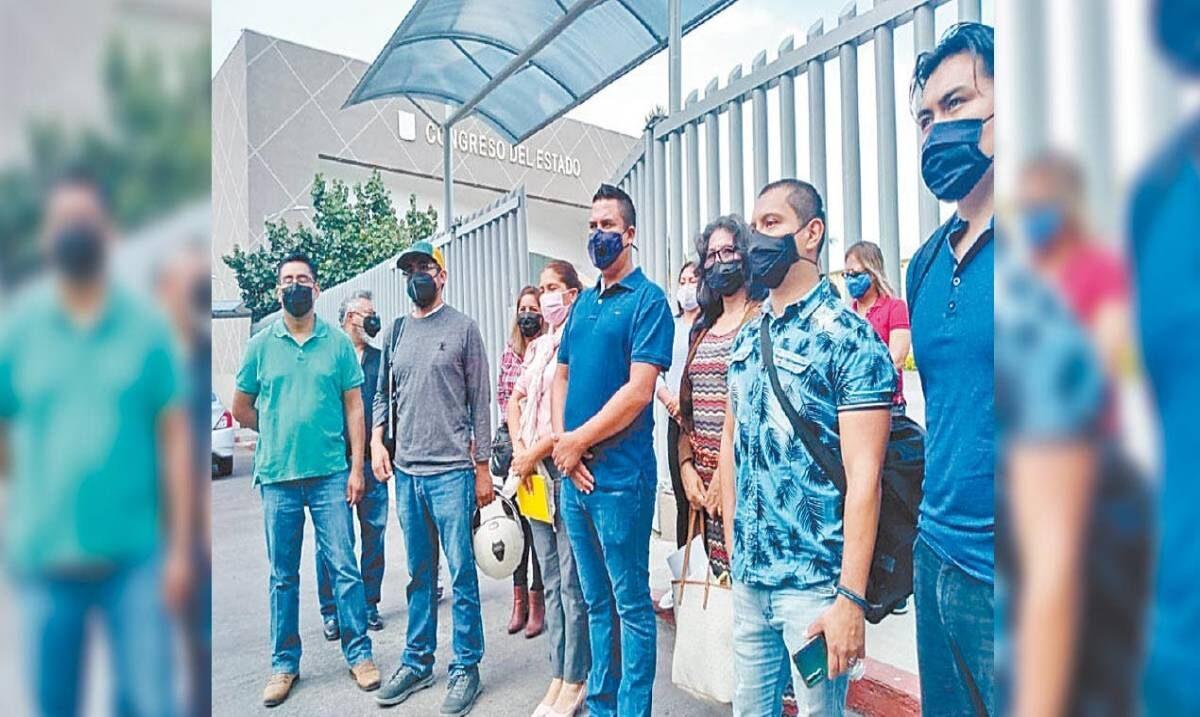 Piden profesores claridad a las autoridades en Morelos