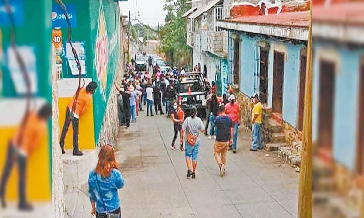 Queman boletas en Ocuituco