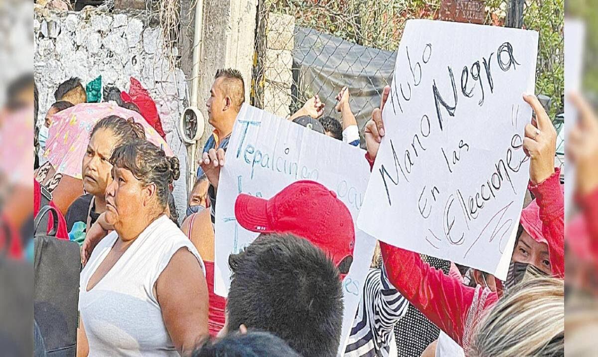 Renuncia presidente de Consejo Municipal de Tepalcingo