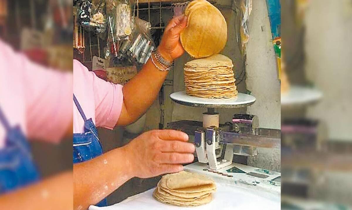 En Morelos, el kilo de tortilla llega a los 23 pesos; lo justifica la industria