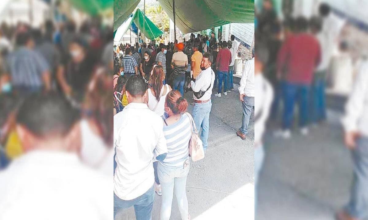 Presión a Consejo Municipal de Ayala por elección cerrada