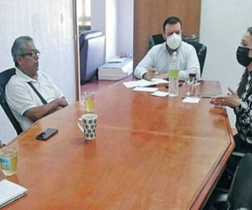 Atiende gobierno a habitantes de Xoxocotla rumbo a reposición de elección