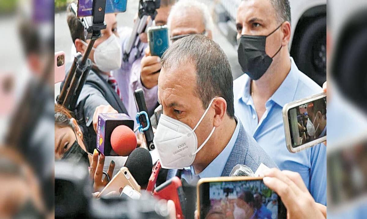 El Gobernador Cuauhtémoc Blanco refrenda compromiso con morelenses y no descarta sumarse a Morena