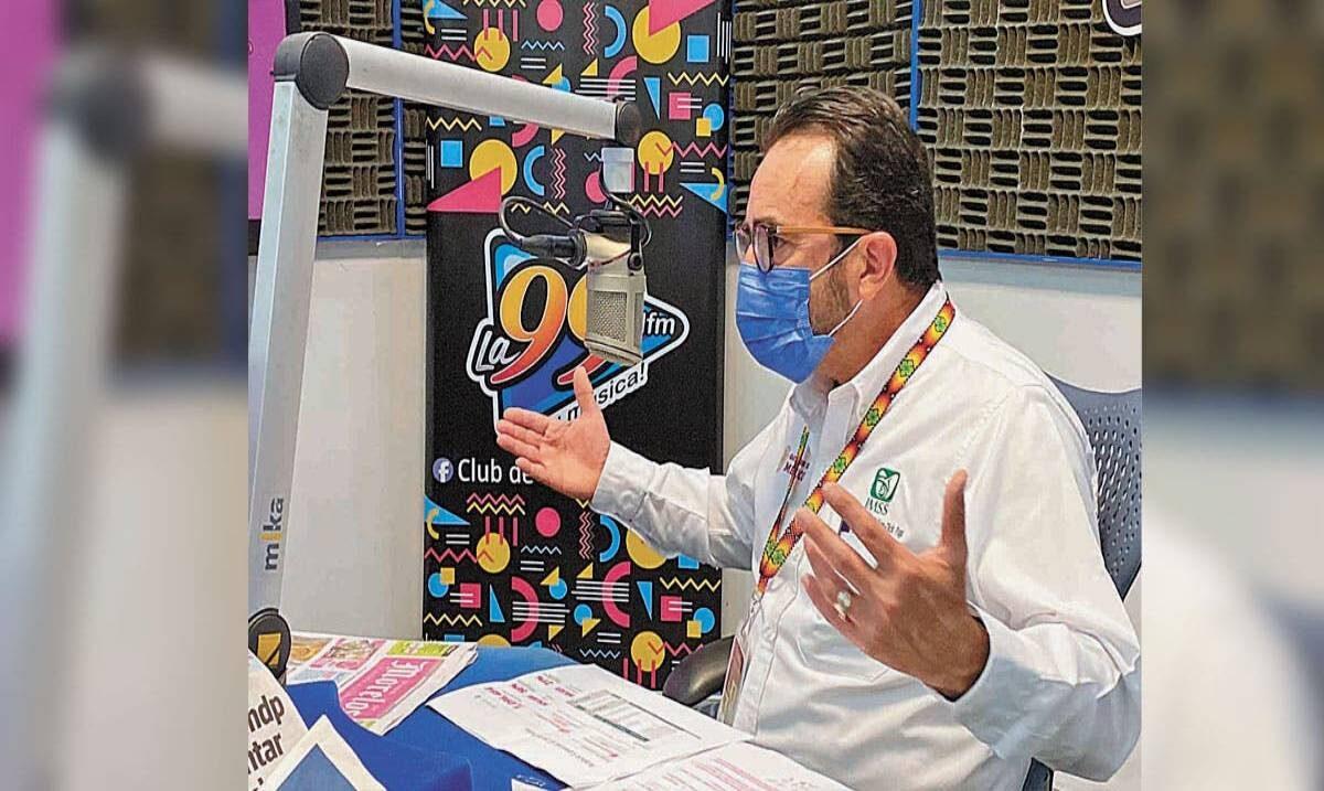 Alistan dosis para casi medio millón de personas de 18 a 29 años en Morelos