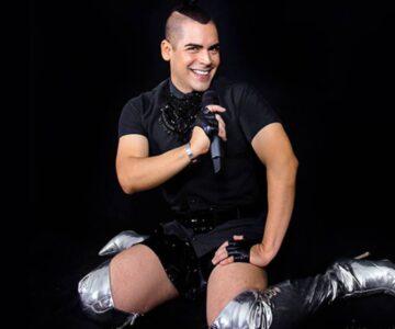 Luis Vila, el cantante que habla abiertamente de su homosexualidad