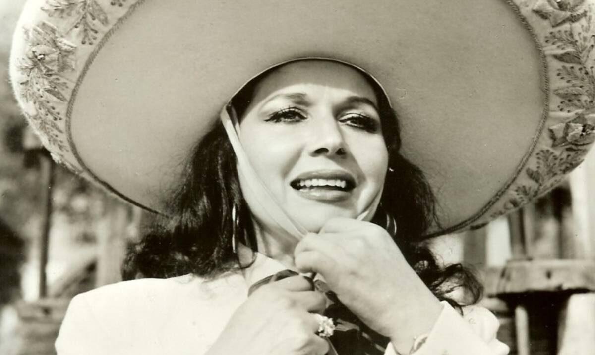 """Los hijos que tuvo la """"reina de la canción mexicana"""" y no son de Antonio Aguilar"""