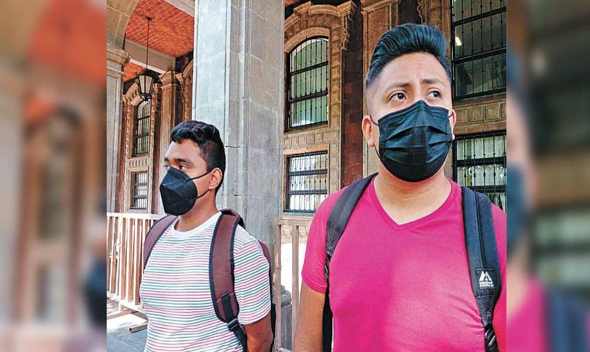 Anuncian estudiantes de Morelos cadena humana en rechazo al regreso a clases presenciales