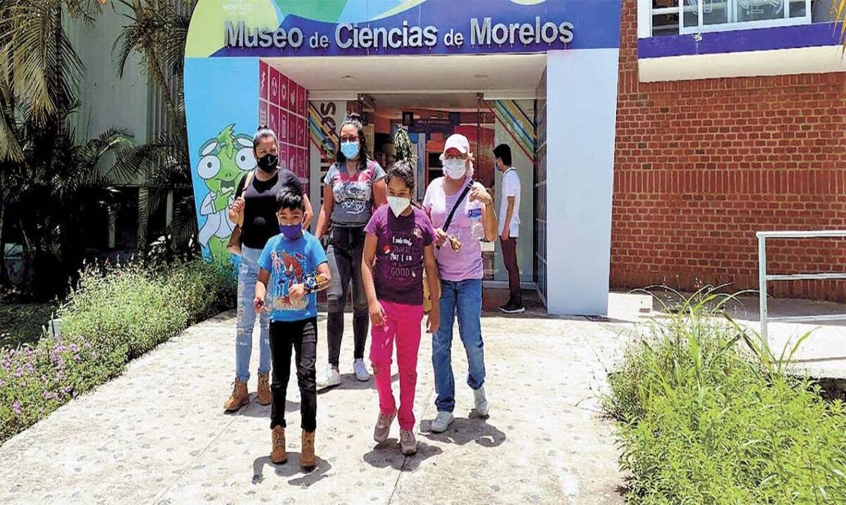 Abre sus puertas con actividades lúdicas Museo de Ciencias a niños y niñas