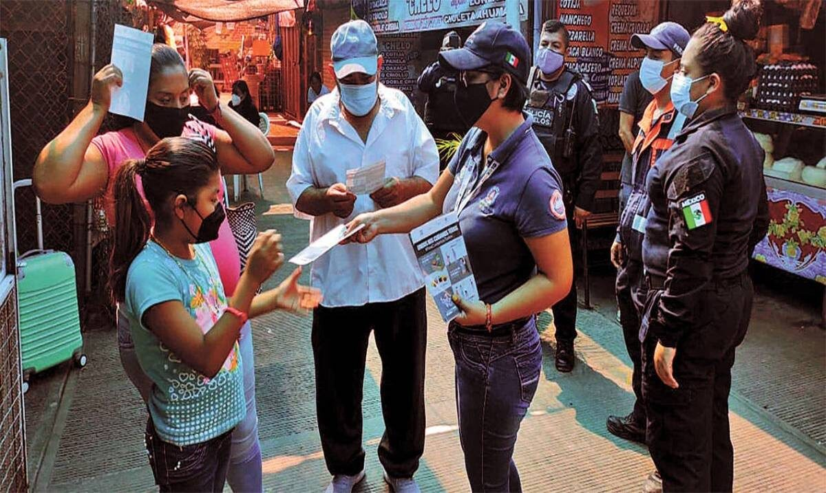Insisten en Morelos en respetar medidas