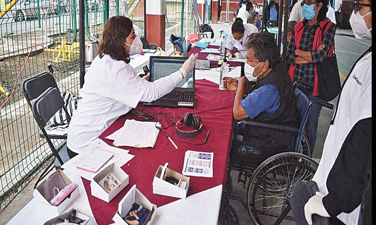Organizan en Jiutepec jornadas para atender la salud
