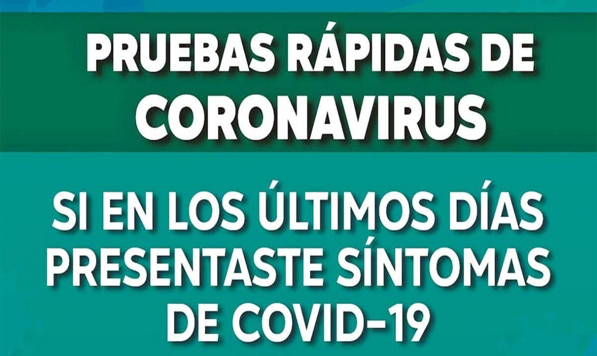 Conminan autoridades de Ayala a acudir a hacerse la prueba COVID