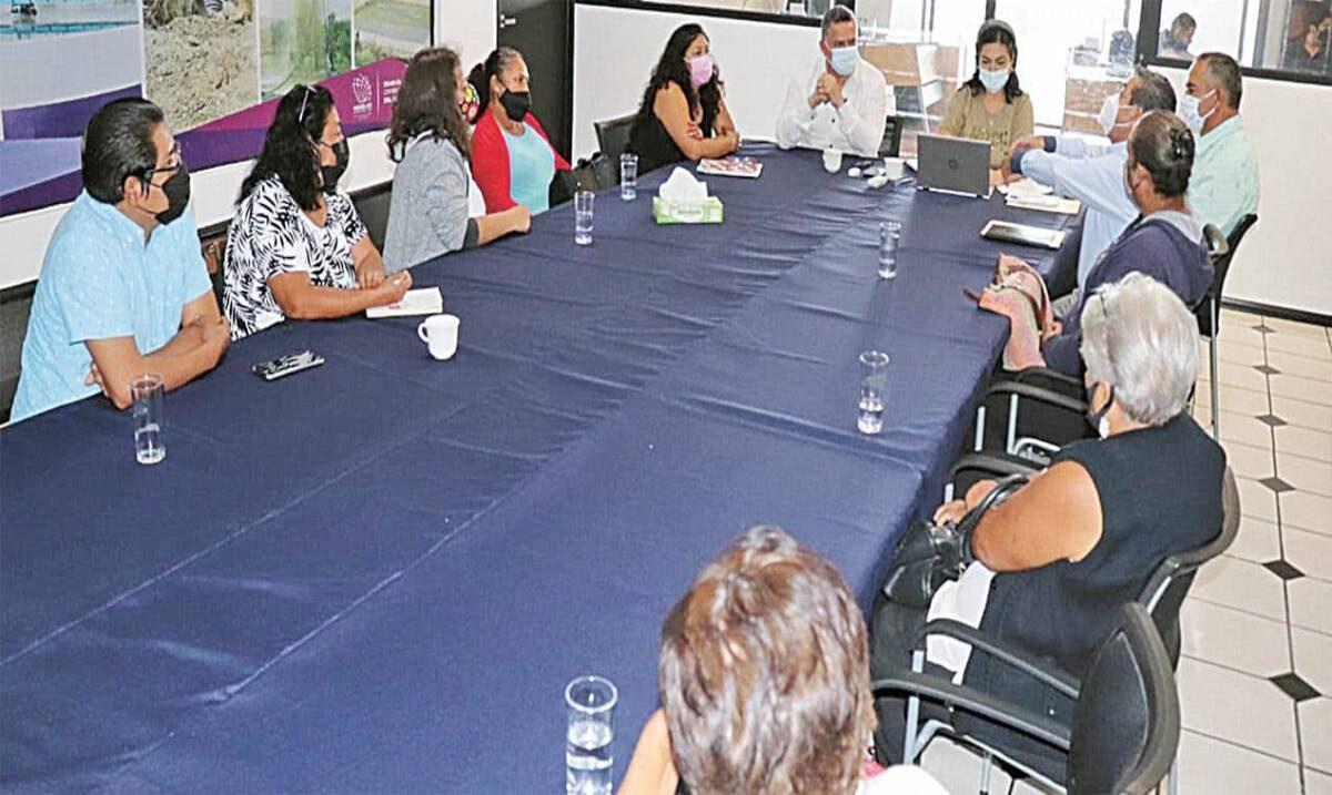 Piden colonias del norte de Cuernavaca alcantarillado y red de agua potable