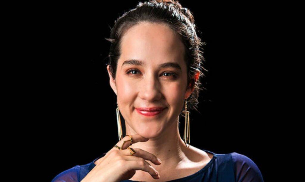 Ximena Sariñana busca una posible colaboración con Christian Nodal