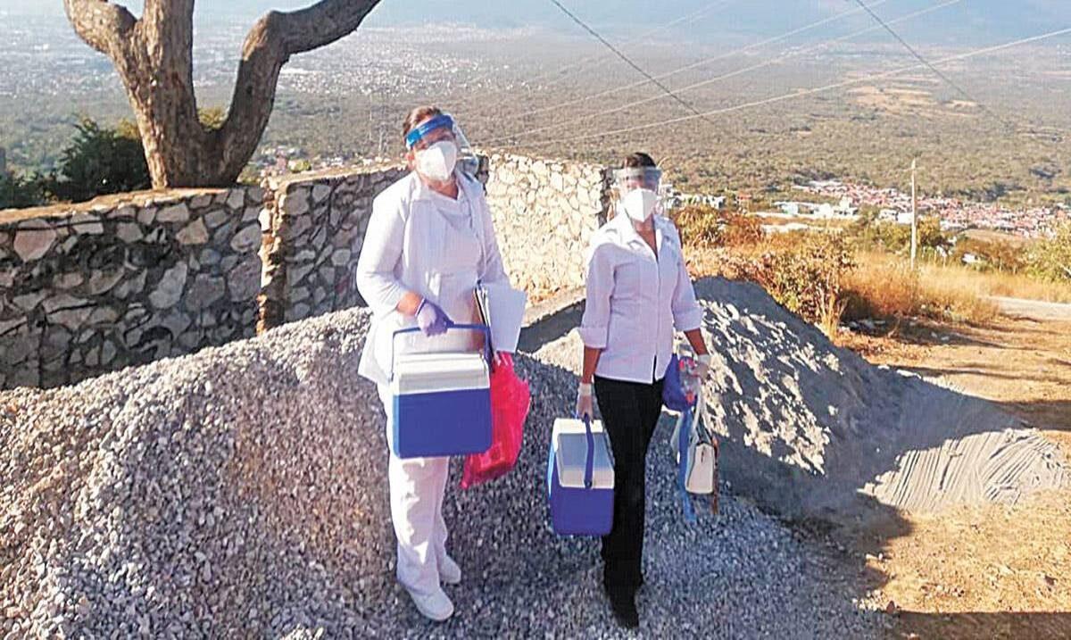 Vacunará ISSSTE a niños de localidades de Emiliano Zapata