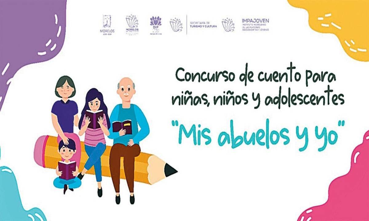Invita DIF Morelos a escribirle a los abuelos
