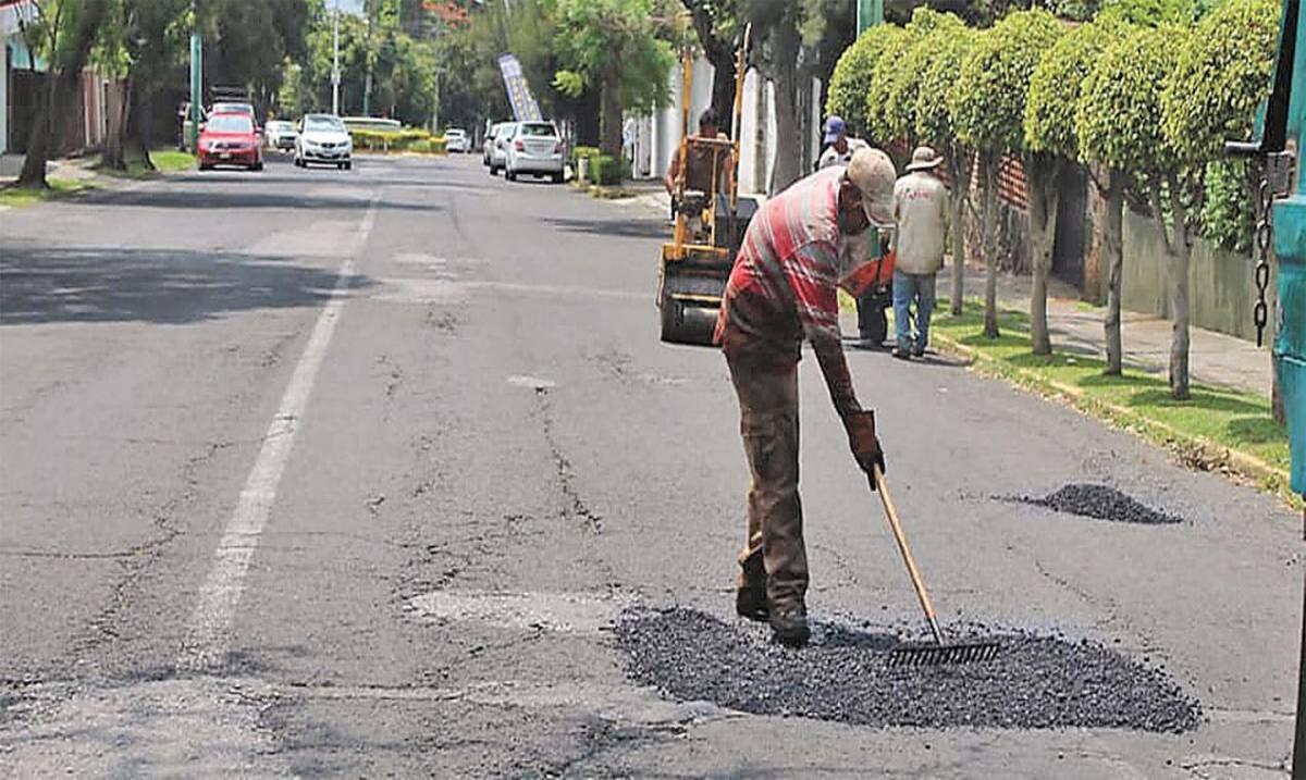 Remozan avenida Subida a Chalma, de Cuernavaca