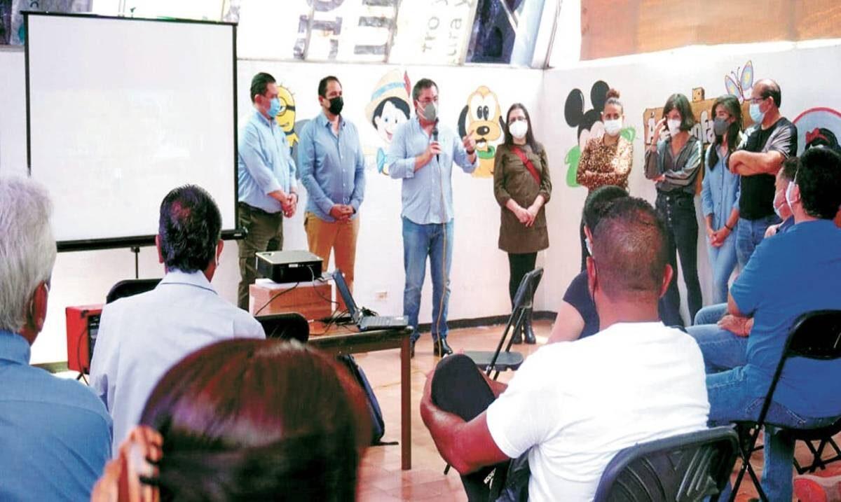 Anuncian proyectos para Jiutepec