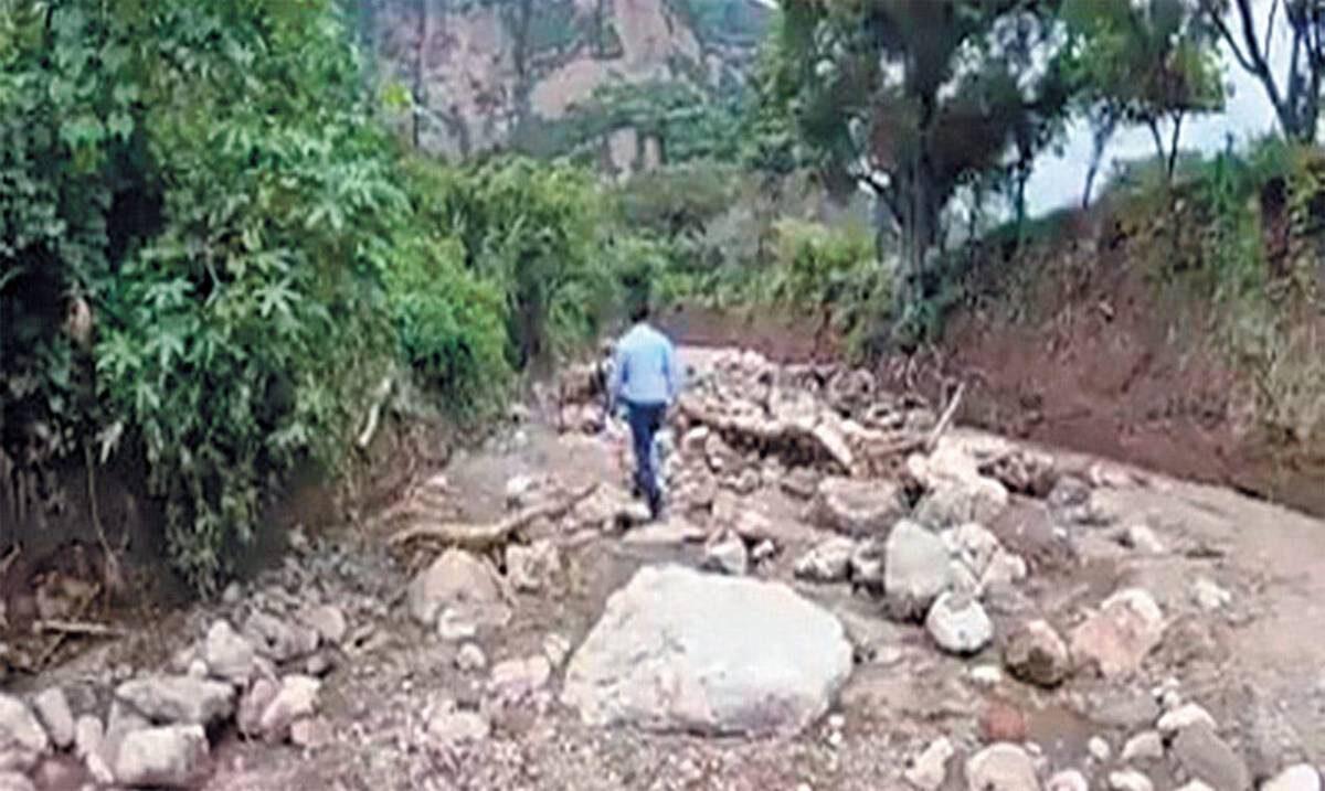 Suspende Tlayacapan senderismo por peligro de deslaves