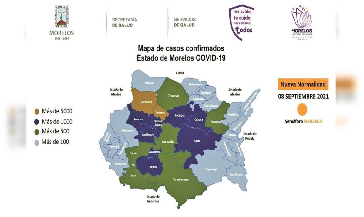 Llama Salud Morelos a proteger a personas vulnerables contra COVID
