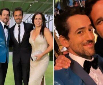 Famosos mexicanos disfrutan de la inauguración del Museo del Oscar