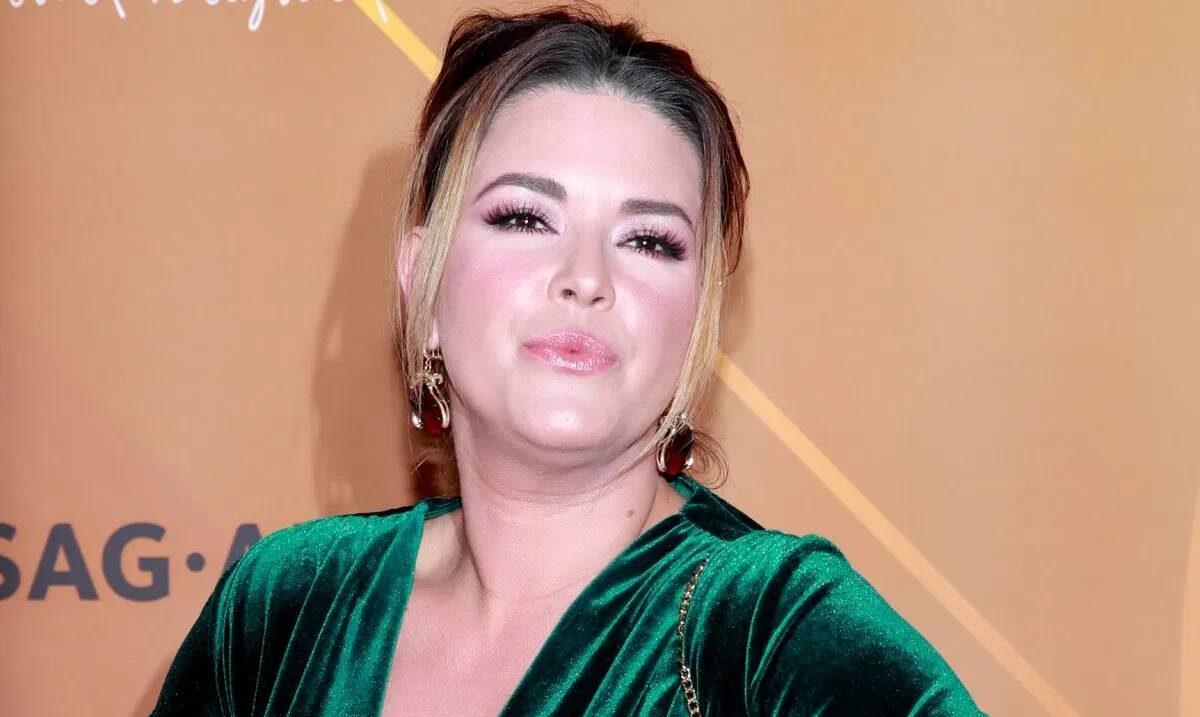 Alicia Machado explota contra Celia Lora en show