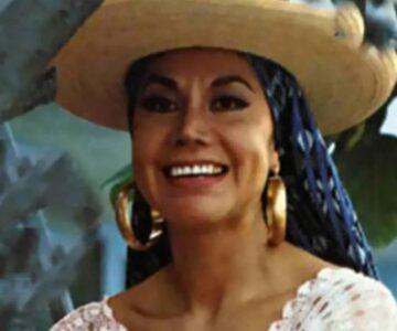 Fallece la cantante y actriz mexicana Enriqueta Jiménez 'La Prieta Linda'