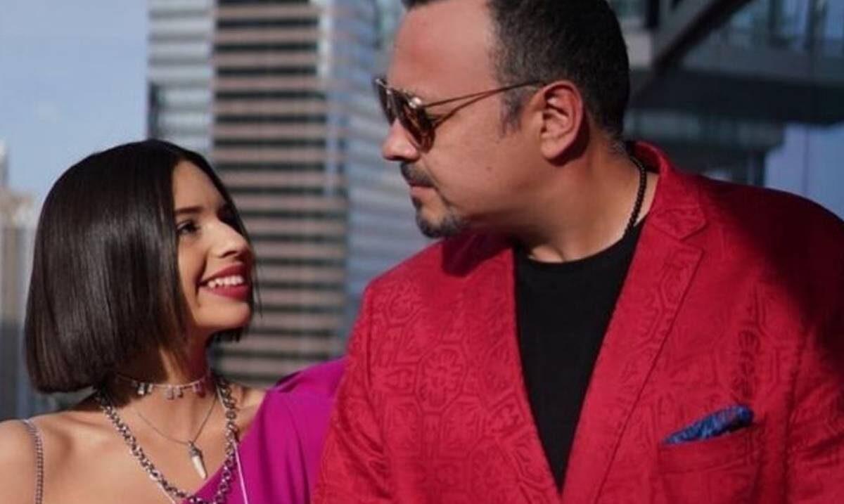 Pepe Aguilar regaña a Ángela Aguilar en transmisión en vivo