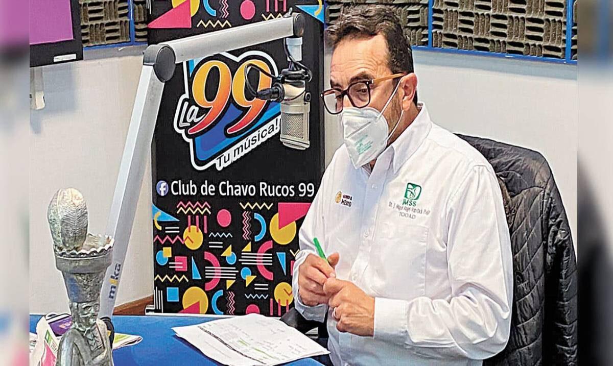 Avanza vacunación en Morelos
