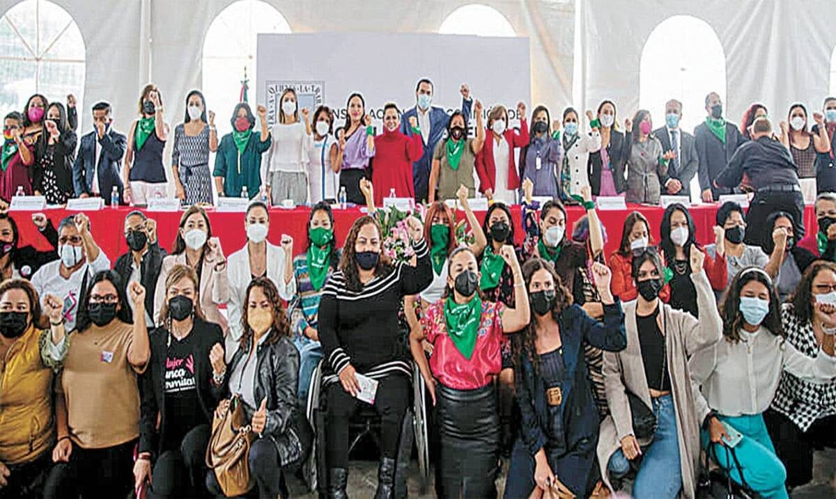 Se comprometen en el Congreso a despenalizar el aborto en Morelos