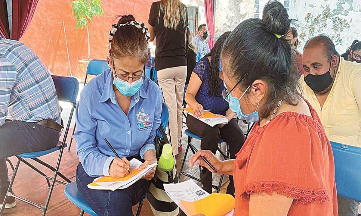 Capacitan a trabajadores de Yecapixtla vs violencia de género