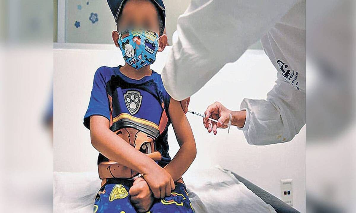 Programan para hoy vacunación contra COVID-19 a menor de edad con enfermedad neurológica