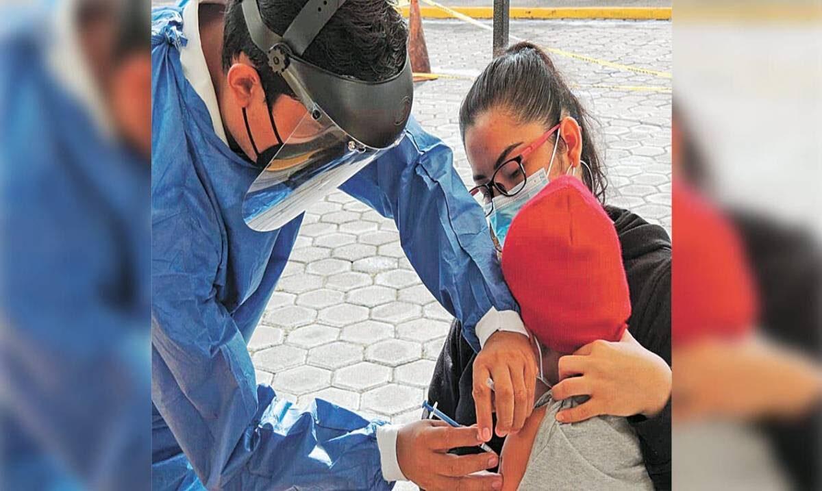 Toca vacunar a menores de cero a 8 años contra 12 enfermedades