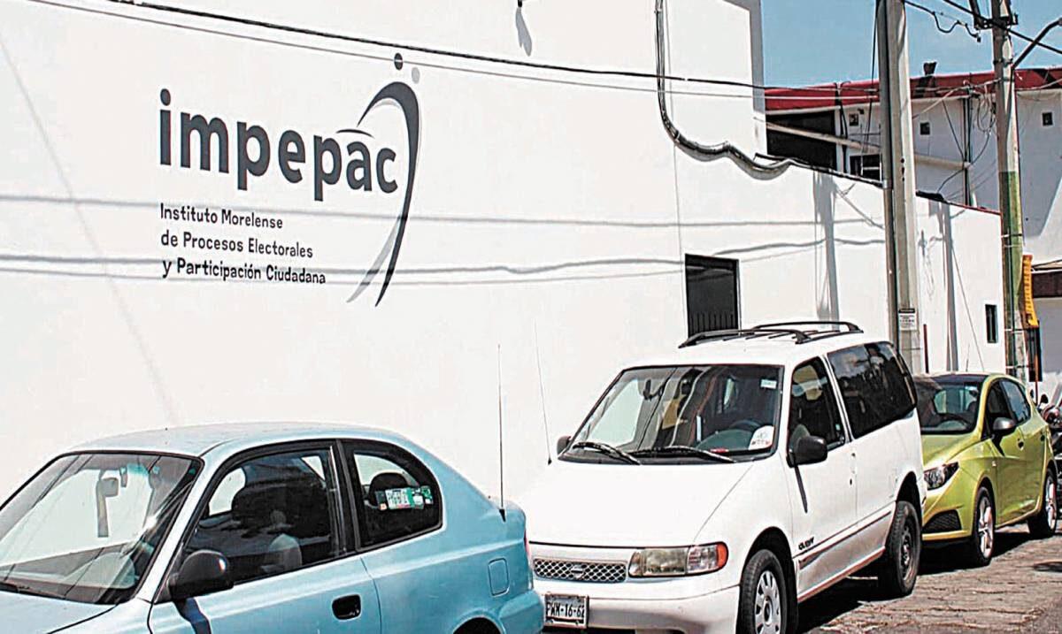 Hacen convenio Impepac e INE para comicios en Coatetelco