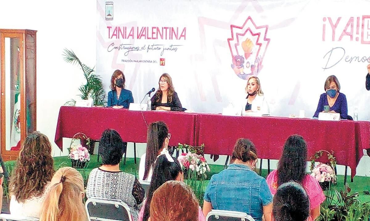 Reto, erradicar la violencia política contra las mujeres: investigadora