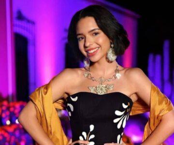 Ángela Aguilar ya comenzó a festejar su cumpleaños 18