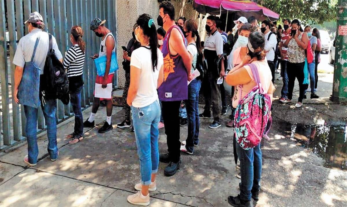 Vienen dosis para rezagados en Morelos
